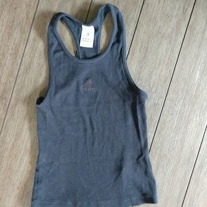 Ladies Adidas workout tank top